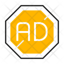 Block Ad Icon