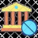 Block Bank Icon