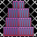 Block Building Icon
