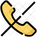 Block Call Icon