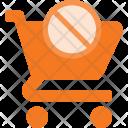 Block cart Icon