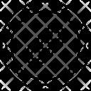 Blockchain Chain Network Icon