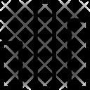 Block Chart Icon