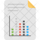 Block Barchart Business Icon