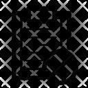Block Clipboard Icon