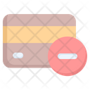 Block Credit Card Icon