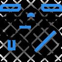 Block Drone Icon