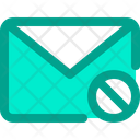 Block email Icon