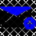 Block Message Stop Icon Icon