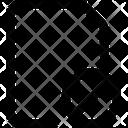 Block File Ban File Block Document Icon