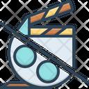 Block Film Icon