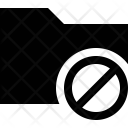 Folder Collection Data Icon