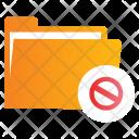 Block Directory Folder Icon