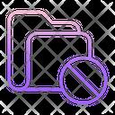 Block Floder Files Block Folder Block Folder File Icon