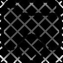 Block Folder Dismiss Icon