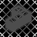 Block Game Block Building Icon