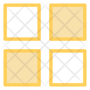 Block Grid Gridview Icon