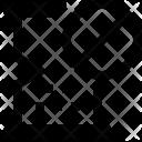 Block Hourglass Icon