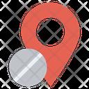 Block Location Icon
