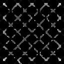 Block Maze Hedge Maze Maze Icon
