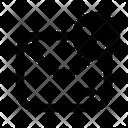 Block Message Icon