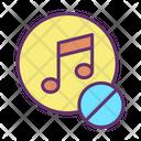 Block Music Icon