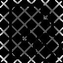 Block Music File Misoc File Block Remove Music Icon