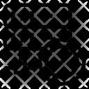 Server Storage Block Icon