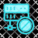 Block Ban Mainframe Icon