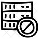 Mainframe Block Ban Icon