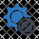 Block Setting Icon