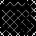 Block Shield Icon