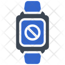 Block Sign Icon