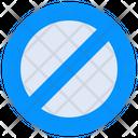 Block Symbol Icon