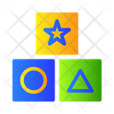 Block Toys Icon