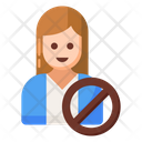 Block Friend Block Account Block User Icon