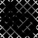 Block User Remove Friend User Ban Icon