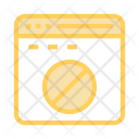 Block Ban Window Icon