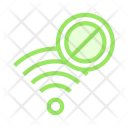 Wifi Block Wireless Icon