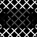 Blockade Checking Cinema Icon