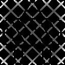Blockade Barricade Business Icon