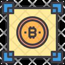 Blockchain Money Bitcoin Cryptocurrency Blockchain Bit Coin Blockchain Icon
