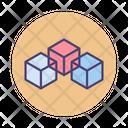 Mblockchain Blockchain Block Icon