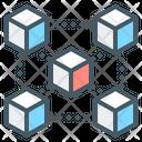 Block Blockchain Chain Icon