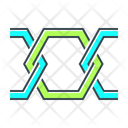 Blockchain Block Chain Icon