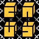 Block Blockchain Data Icon