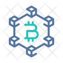 Technology Crypto Cryptocurrency Icon