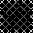 Blockchain Formation Icon