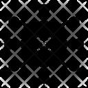 Bitcoin Network Blockchain Network Btc Network Icon