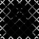 Blockchain Reward Icon